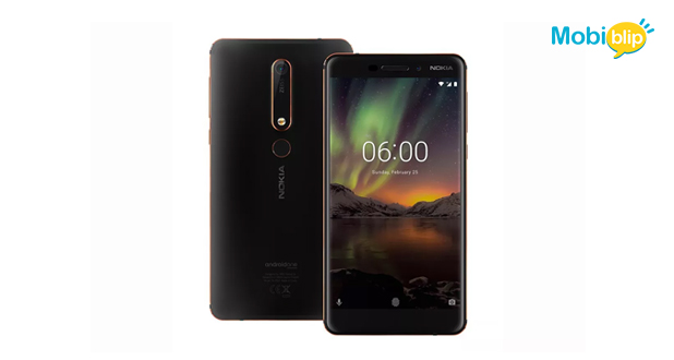 Just In: Nokia 6 2018 named the Nokia 6.1 is here