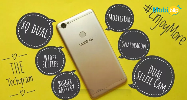 Just In: Mobiistar XQ Dual launched