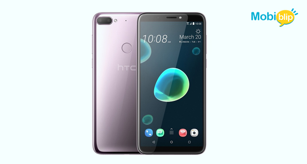 Just In: HTC Desire 12 launched in India
