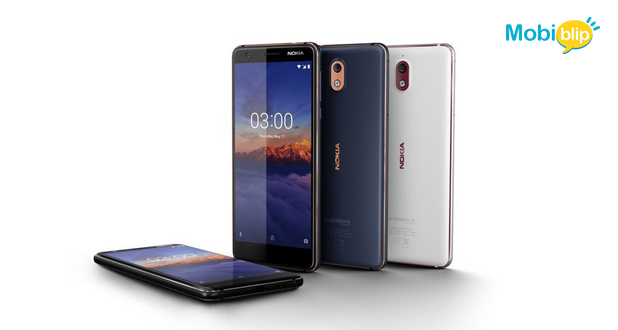 Coming soon: Nokia 3.1 Android Announced