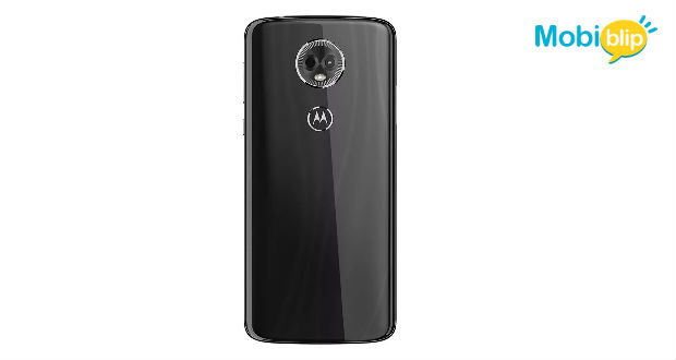 Moto E5 Plus Back