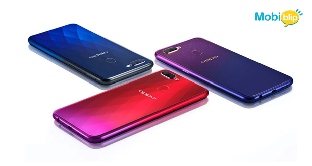 Coming soon: OPPO F9 Pro
