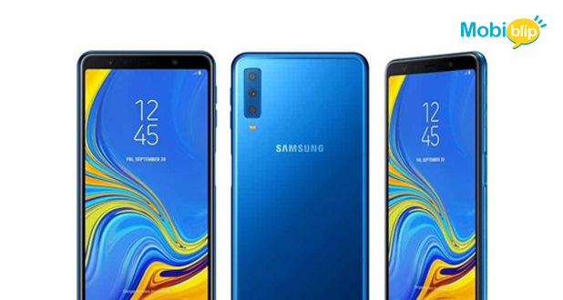 Coming Soon: Samsung Galaxy A7 (2018) spotted
