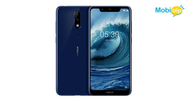 Just In: Nokia 5.1 Plus Launched