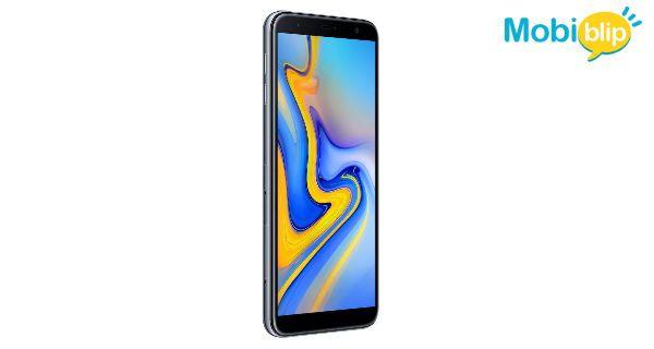 Samsung Galaxy J6 Plus Left Side