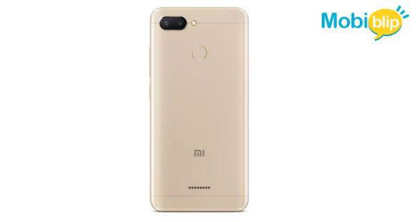 Xiaomi Redmi 6 Back