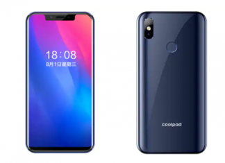 Coming soon: Coolpad M3