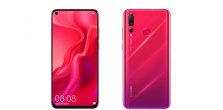 Coming soon: Huawei Nova 4