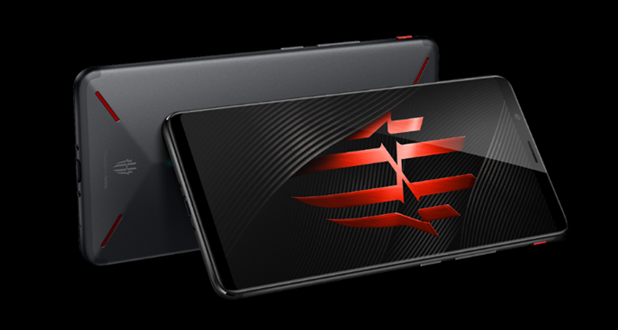 Just In: Nubia Red Magic Launched