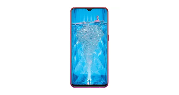 OppoF9-Pro View