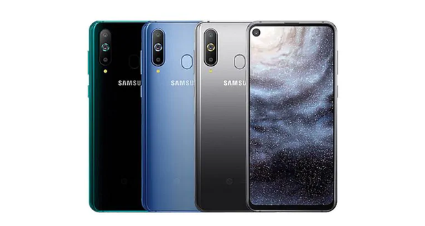 Coming soon: Samsung Galaxy A8s