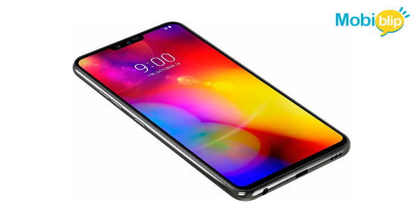LG V40 ThinQ Design