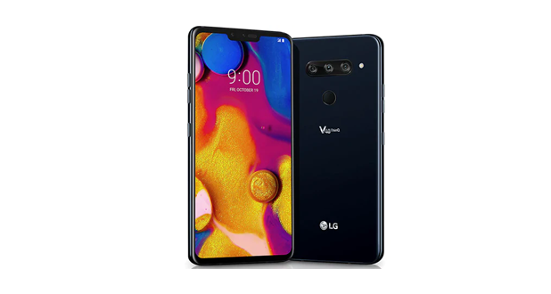 Just In: LG V40 ThinQ Launched