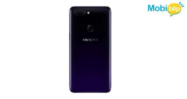 OPPO R15 Pro Back