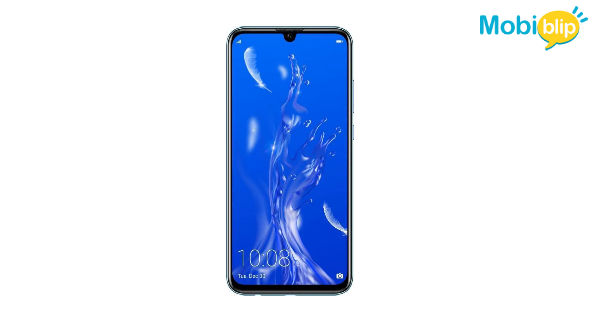 Honor 10 Lite Front View
