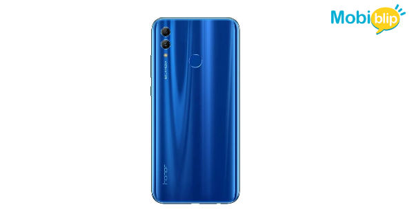 Honor 10 Lite Rear View