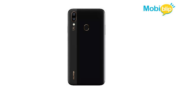 Micromax Infinity N11 Rear View