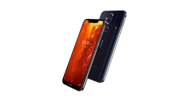 Just In: Nokia 8.1 Launched
