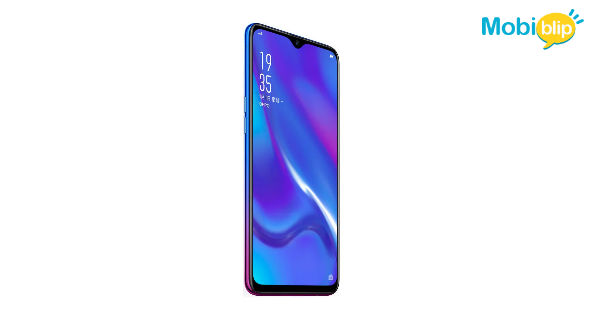 OPPO K1 Front View
