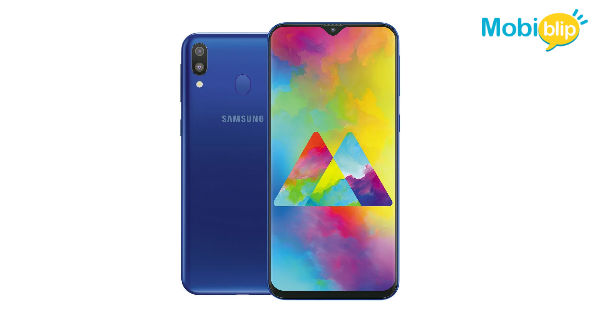 Samsung Galaxy M20 Overall View