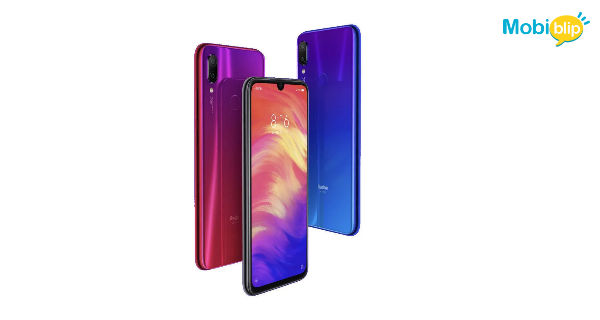 Xiaomi Redmi Note 7 All Colour View