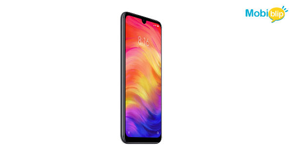 Xiaomi Redmi Note 7 Left Side View