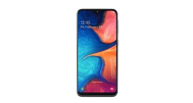 Coming soon: Samsung Galaxy A20e