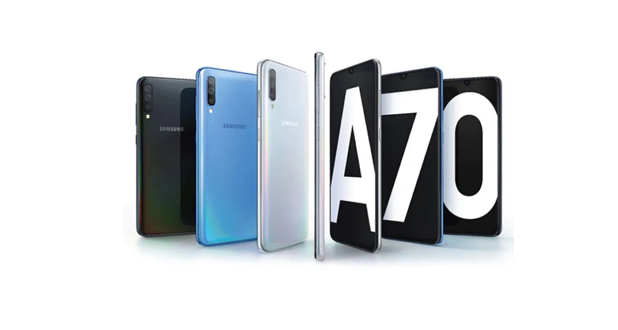 Just In: Samsung Galaxy A70 Launched