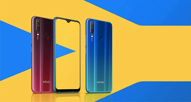 Just In: Vivo Y15 2019 Launched