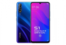 Coming Soon: Vivo S1Pro