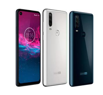Coming Soon: Motorola one action