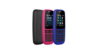 Just In: Nokia 105 (2019) Launched