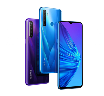 Just In: Realme 5 Launched