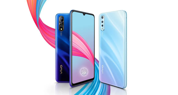 Just In: Vivo S1 Launched