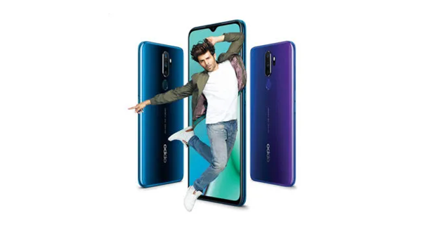 Just In: OPPO A9 (2020) Launched