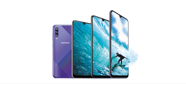Coming Soon: Samsung Galaxy A50s
