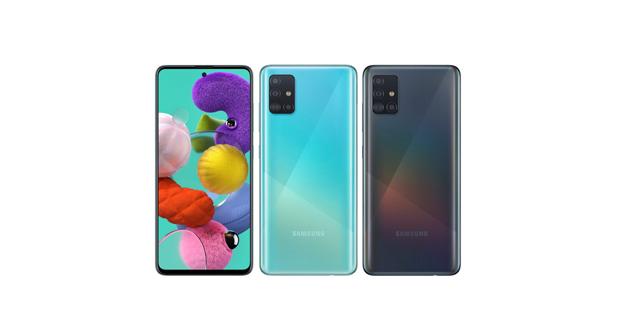 Samsung Galaxy A51 l